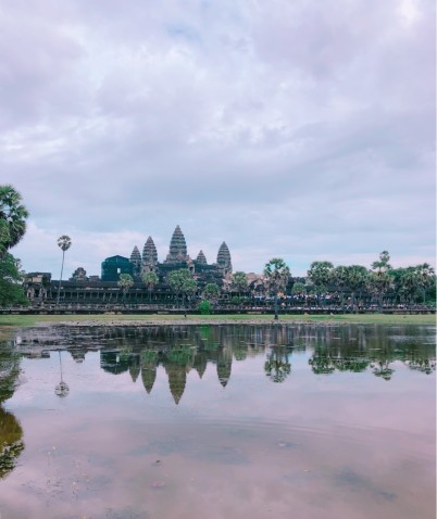 Weekend in Siem Reap to see the beautiful Angkor Wat